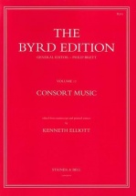 Byrd William - Consort Music - The Byrd Edition Vol.17