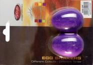 Stagg Paire Shaker Oeuf Plastique Egg-2 Pp