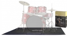 Stagg Tapis De Batterie Et Percussions - 180 X 150 Cm
