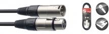 Stagg Microphone Cable Xlr/xlr (m/f) 3 M