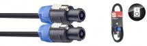 Stagg Cable De Haut-parleur Spk/spk 2 M