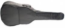 Woodbrass Housse Guitare Folk 5mm Noir