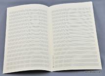 Notenpapier - So Hoch 16 Systeme