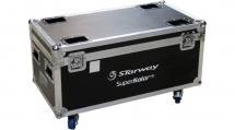 Starway Flight-case Pour 8 Superkolor
