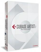Steinberg Cubase Artist 7 Version Complete Tarif Education