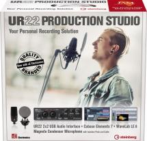 Steinberg Ur22 Pack Production Studio
