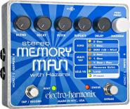 Electro Harmonix Stereo Memory Man W/hazarai