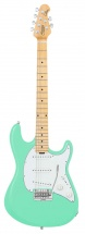 Sterling By Music Man Ct50 Surf Green + Housse