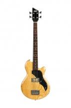 Supro Huntington 1 Bass Natural Ash