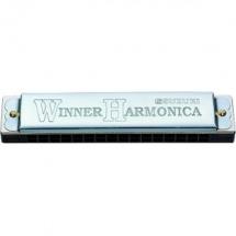 Suzuki Harmonica Tremolo Do Winner C
