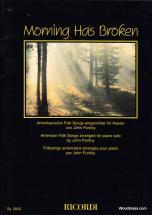 Purifoy John - Morning Has Broken - Piano