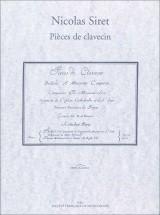 Siret N. - Herlin D. - Pi�ces De Clavecin - Clavecin