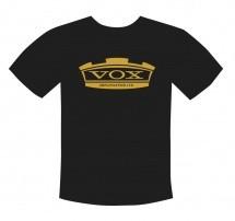 Vox T Shirt Vox Noir Medium