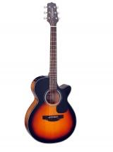 Fender Gf30ce Brown Sunburst