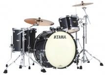 Tama Ma34czs-pbk - Starclassic Maple 3 Futs Sans Accessoires - Piano Black