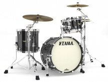 Tama Ma30cms-pbk - Starclassic Maple 3 Futs Sans Accessoires - Piano Black