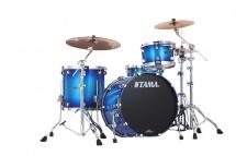 Tama Ps32rzs-twb - Starclassic Performer B/b 3 Futs 22/12/16 Sans Hardware Twilight Blue Burst