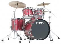Tama Pp42s-crd - Starclassic Performer B/b Stage 22 Coral Red Sparkle