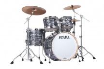 Tama Pr42s-cco - Starclassic Performer B/b 4 Futs 22/10/12/16 Sans Hardware Charcoal Oyster