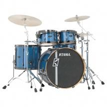 Tama Ml52hzbns-vbm - Superstar Hyper-drive Maple + Hb5w - Vintage Blue Metallic