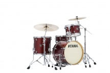 Tama Ck48s-drp - Superstar Classic (unicolor Wrap) Maple 18/12/14/14x5 Dark Red Sparkle