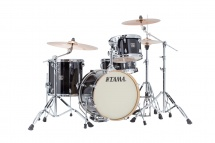 Tama Cl48s-tpb - Superstar Classic Maple 18/12/14/14x5 Transparent Black Burst