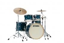 Tama Superstar Classic Stage 22? Gloss Sapphire Lacebark Pine