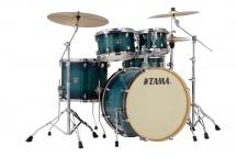 Tama Superstar Classic 22/10/12/16/14 Blue Lacquer Burst - Cl52krs-bab