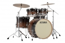 Tama Superstar Classic Stage 22/10/12/16/14 Cofee Fade - Cl52krs-cff