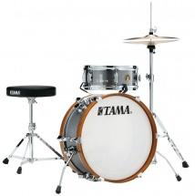 Tama Ljk28s-gxs - Club-jam Mini Mersawa / Hybrid 18/12x5 Galaxy Silver