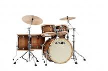 Tama S.l.p. Studio Maple 22x16 - 10x7 - 12x8 - 14x14 - 16x16 Gloss Sienna - Lmp52rtls-gse