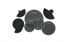 Tama Spp522c - Set Peaux Entrainement Mesh 12/13/14/16/22 + Sourdines 14/16/20
