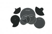 Tama Spp522kc - Set Peaux Entrainement Mesh 10/12/14/16/22 + Sourdines 14/16/20