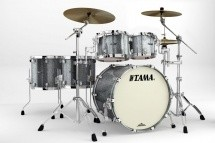 Tama Starclassic Bubinga - Platinum Sparkle - Bu52zs-pts