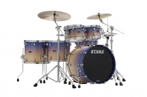 Tama Starclassic Walnut/birch Studio 22? Satin Purple Atmosphere Fade