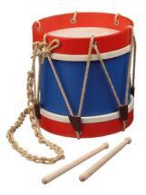 New Classic Toys Tambour Fanfare Grand Modele