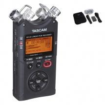 Tascam Dr-40 + Kit Accessoires