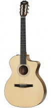 Taylor Guitars 114ce-n Esn Nylon Grand Auditorium