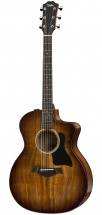 Taylor Guitars 224ce-k Dlx Es2 Grand  Auditorium