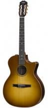 Taylor Guitars 714ce-n Western Sunburst Esn 2016