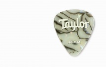 Taylor Guitars Celluloid 351 Picks Abalone 0.46mm 12-pack