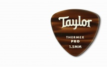 Taylor Guitars Premium 346 Thermex Pro Picks Tortoise Shell 1.50mm 6-pack