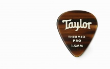 Taylor Guitars Premium 351 Thermex Pro Picks Tortoise Shell 1.50mm 6-pack