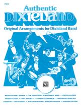 Authentic Dixieland - Piano