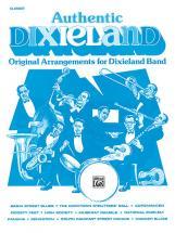 Authentic Dixieland - Clarinet