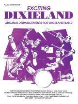Exciting Dixieland - Piano