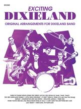 Exciting Dixieland - Drums
