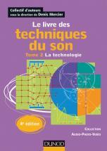 Mercier D. - Livre Des Techniques Du Son - Tome 2 - 4em Edition