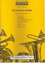 Thibault - Dix Thmes Faciles