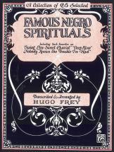 Famous Negro Spirituals - Pvg